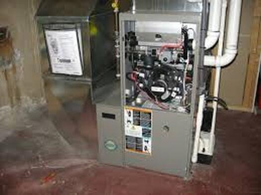 New Furnace installed